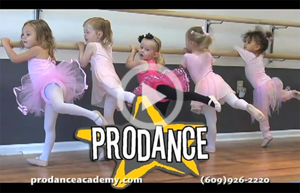 ProDance Academy Commercial